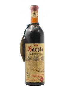 BAROLO 1966 SELETTO LUCIANO Grandi Bottiglie