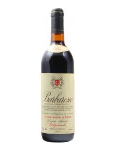 BARBARESCO 1979 GRASSO FRATELLI Grandi Bottiglie