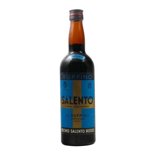VECCHIO SALENTO ROSSO LIQUOROSO 1959 RUFFINO Grandi Bottiglie
