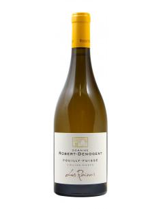 Vini di Borgogna vino naturale POUILLY FUISSE LES REISSES (2016)
