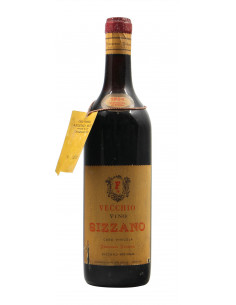 VECCHIO VINO SIZZANO 1964 FRANCESCO FONTANA Grandi Bottiglie