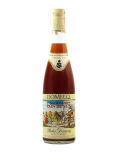 VINO ROSADO LOS REYES 1981 PEDRO DOMECQ Grandi Bottiglie