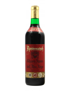 SCHIAVA ROSSA 1972 WEINKELLEREI WALBURG EPPAN Grandi Bottiglie