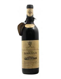 Barolo 1967 FRACASSI GRANDI BOTTIGLIE