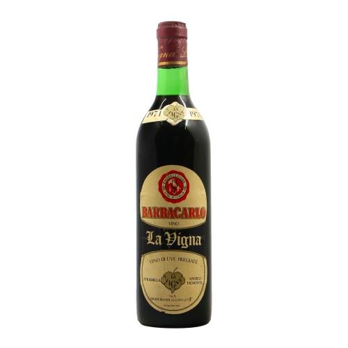 BARBACARLO 1971 LA VIGNA Grandi Bottiglie