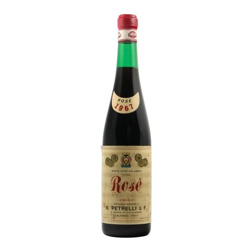 ROSE 1967 PETRELLI Grandi Bottiglie