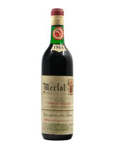 Merlot 1964 LUIGI VALLE GRANDI BOTTIGLIE