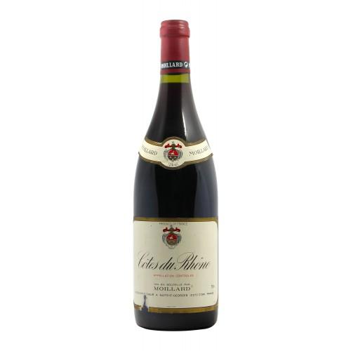 SARTAN COTES DU RHONE 1971 MOILLARD Grandi Bottiglie