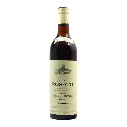 ROSATO 1970 RENZO ODICINO Grandi Bottiglie