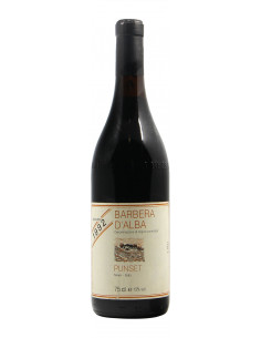 BARBERA 1992 PUNSET Grandi Bottiglie