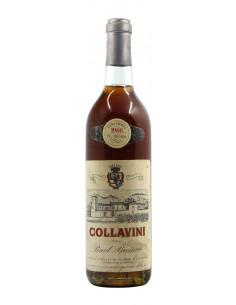 PINOT BIANCO 1968 COLLAVINI Grandi Bottiglie