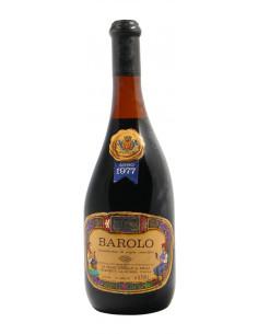 BAROLO 1977 M. MASCARELLO E FIGLI Grandi Bottiglie