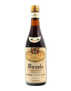 BAROLO 1984 MARONERO GIUSEPPE Grandi Bottiglie