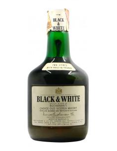 BLACK AND WHITE SPECIAL BLEND OF BUCHANAN'S OLD SCOTCH WHISKY 2L NV JAMES BUCHANAN Grandi Bottiglie