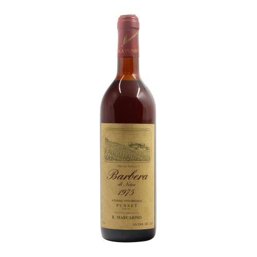 BARBERA 1975 PUNSET Grandi Bottiglie