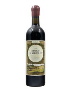 vino naturale CHATEAU LA GROLET (2016)