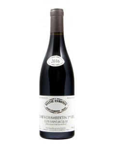 Vini di Borgogna GEVREY CHAMBERTIN 1ER CRU CLOS ST JACQUES (2016)