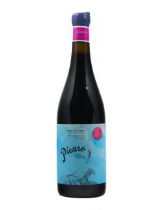 vino naturale PICARO DEL AGUILA TINTO (2016)