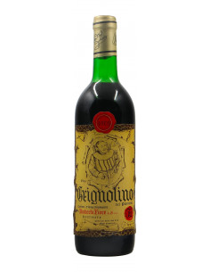 GRIGNOLINO 1975 UMBERTO FIORE Grandi Bottiglie