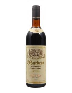 BARBERA 1982 CESTE Grandi Bottiglie