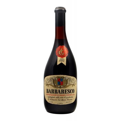 BARBARESCO 1975 GALEASSO Grandi Bottiglie