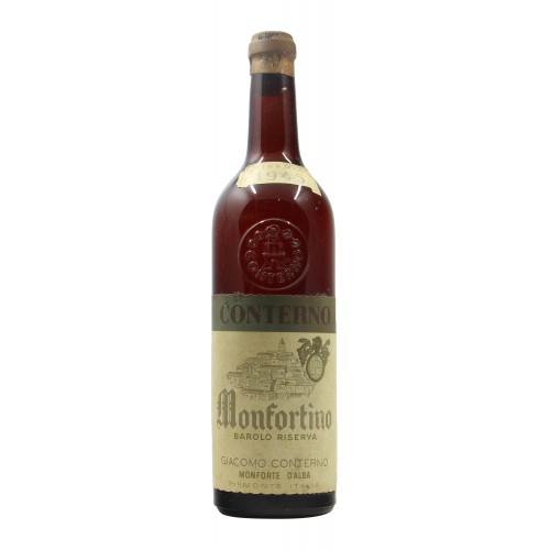 Barolo Monfortino Clear Colour 1945 GIACOMO CONTERNO GRANDI