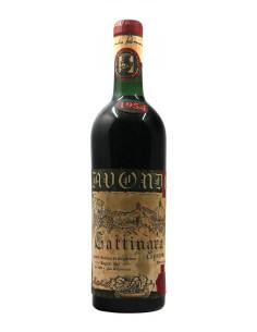Gattinara Stravecchio 1954 CASA VINICOLA AVONDO GRANDI BOTTIGLIE