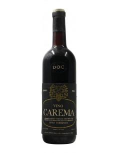 CAREMA ETICHETTA NERA 1962 FERRANDO Grandi Bottiglie