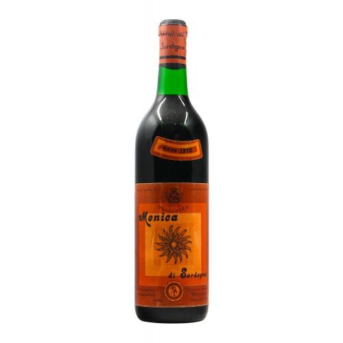 MONICA DI SARDEGNA 1970 CANTINA SOCIALE DOLIANOVA Grandi Bottiglie