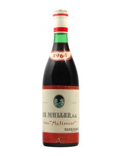 Vina Solimar Tinto 1964 DE MULLER GRANDI BOTTIGLIE