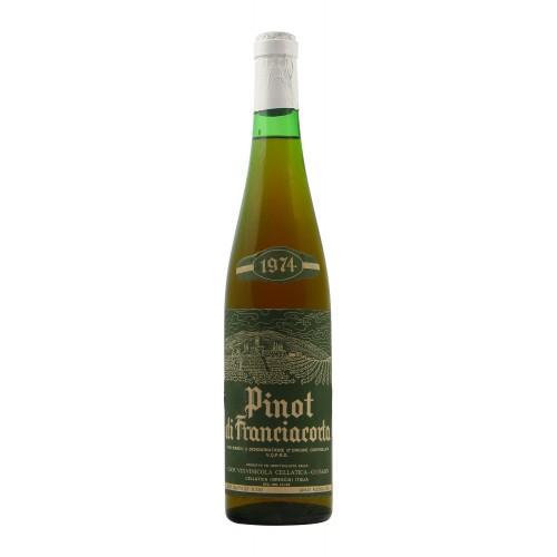 Pinot Di Franciacorta 1974 COOP. CELLATICA GUSSACO GRANDI