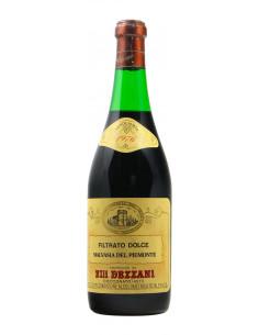 MALVASIA DEL PIEMONTE ROSSO 1976 DEZZANI Grandi Bottiglie