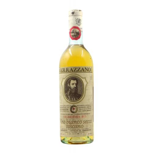 VINO BIANCO SECCO 1971 FATTORIA DI VERRAZZANO Grandi Bottiglie
