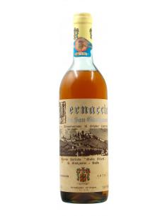 VERNACCIA DI SAN GIMIGNANO 1979 FRIGENI Grandi Bottiglie