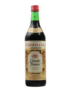 OLD CHINATO AMARO 1L NV GIORDANO Grandi Bottiglie