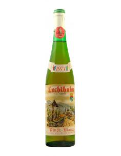 PINOT BIANCO 1971 CASA VINICOLA LECHTHALER Grandi Bottiglie