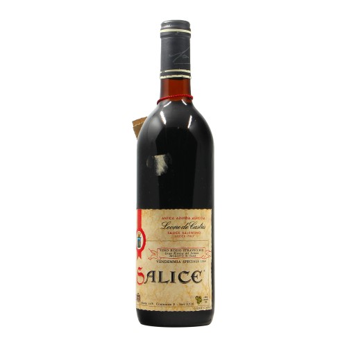SALICE VENDEMMIA SPECIALE 1964 LEONE DE CASTRIS Grandi Bottiglie