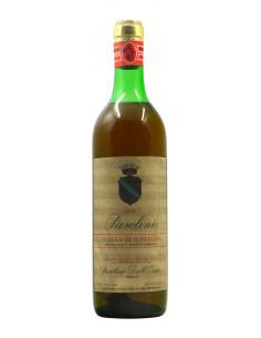 Albana Di Romagna 1971 PASOLINI DALL'ONDA GRANDI BOTTIGLIE