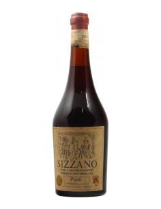SIZZANO 1967 PONTI Grandi Bottiglie