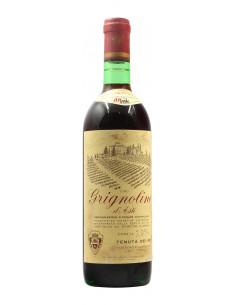GRIGNOLINO 1974 TENUTA DEI RE Grandi Bottiglie