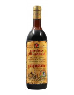 Grignolino 1971 VILLADORIA GRANDI BOTTIGLIE