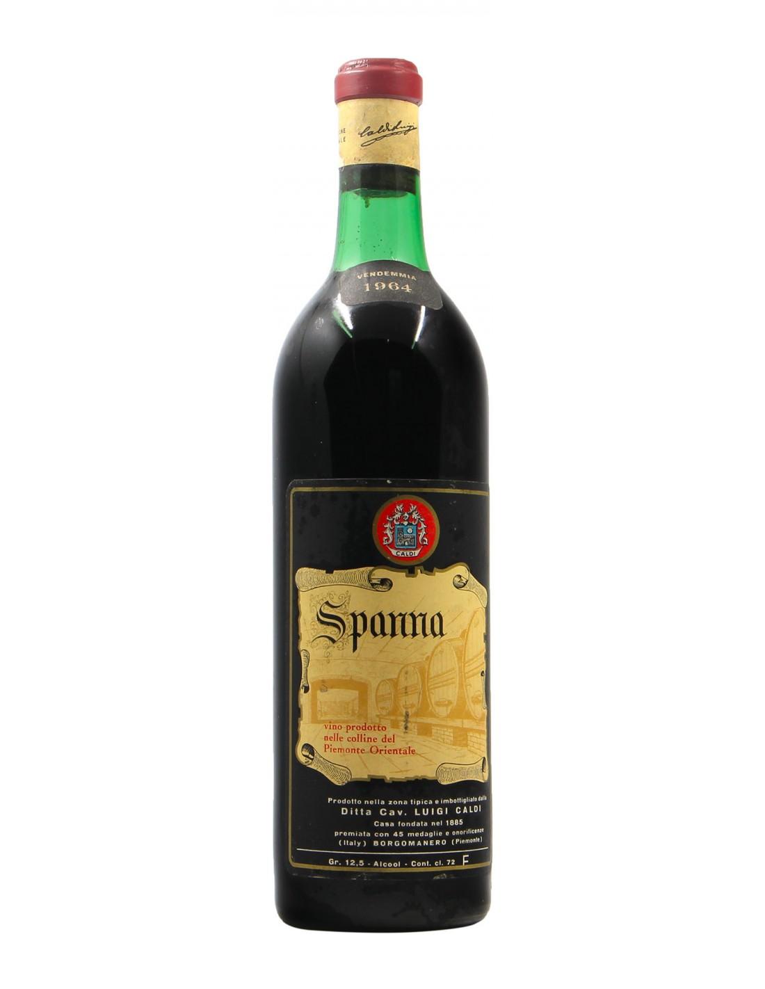 Spanna 1964 CALDI GRANDI BOTTIGLIE