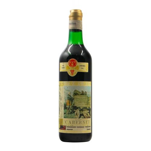CABERNET 1964 CONSORZIO VINICOLO TRENTINO Grandi Bottiglie