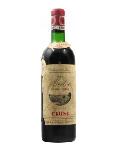 MEDOC 1964 CRUSE & FILS Grandi Bottiglie