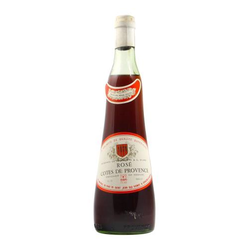 COTE DE PROVNCE ROSE 1971 LES CHAIS SAINT LOUIS GRANDI BOTTIGLIE