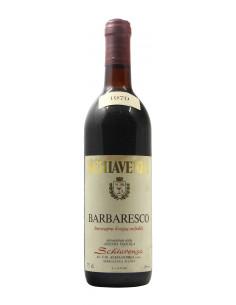 BARBARESCO 1979 SCHIAVENZA Grandi Bottiglie
