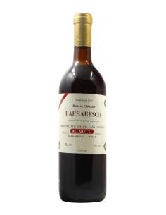 BARBARESCO RISERVA SPECIALE 1979 MINUTO Grandi Bottiglie