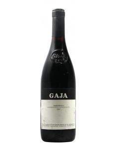 BARBARESCO 1987 GAJA Grandi Bottiglie