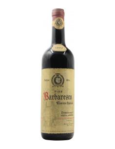 BARBARESCO RISERVA SPECIALE 1967 VALFIERI Grandi Bottiglie