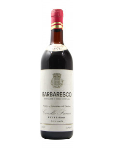 BARBARESCO 1979 CAVALLO FRANCO Grandi Bottiglie
